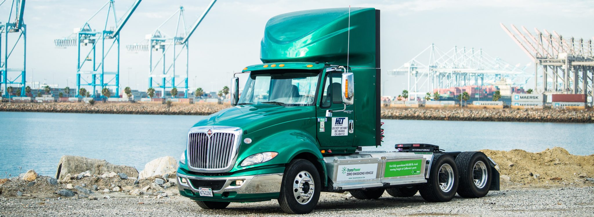 Viable Class 7/8 Electric, Hybrid, and Alternative Fuel Tractors