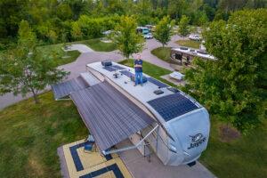 Roeth RV Solar Roof